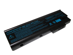 replacement acer travelmate 4000 laptop battery