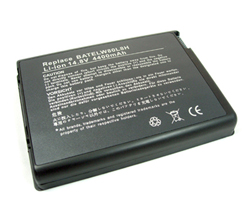 replacement acer travelmate 2200 laptop battery