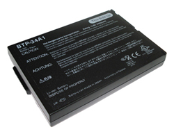 replacement acer travelmate 520 laptop battery