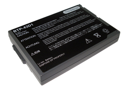 replacement acer btp-43d1 laptop battery