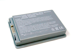 replacement apple powerbook g4 15-inch aluminum laptop battery