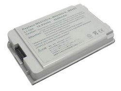 replacement apple ibook crystal white series laptop battery