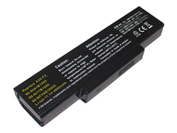replacement asus a9t laptop battery