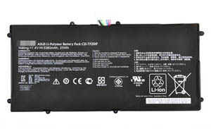 replacement asus eee pad transformer tf201 laptop battery