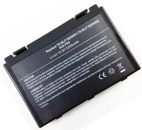 replacement asus k60 laptop battery