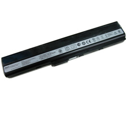replacement asus a52je-sx373 laptop battery