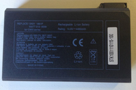 replacement dell latitude c600 laptop battery