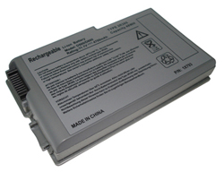 replacement dell 1x793 laptop battery