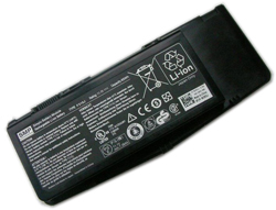 replacement dell alienware m17x laptop battery