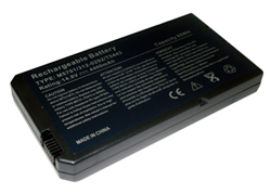 replacement dell inspiron 1200 laptop battery