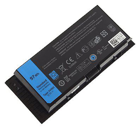 replacement precision m4700 mobile workstation laptop battery