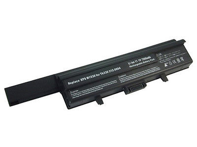 replacement dell ru006 laptop battery