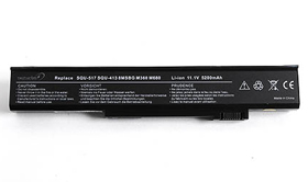 replacement gateway m460 laptop battery