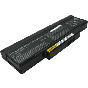 replacement msi vr430 laptop battery