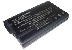 replacement sony pcg-fr130 laptop battery