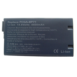 replacement sony vaio pcg-xe laptop battery