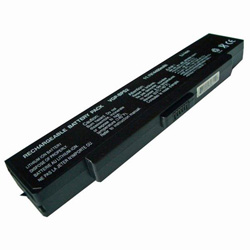 replacement sony vgn-y laptop battery