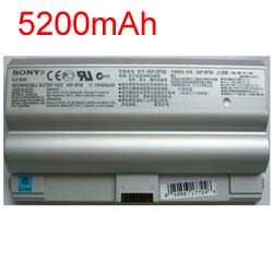 replacement sony vaio vgn-fz190 laptop battery