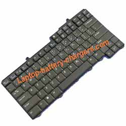 replacement dell inspiron 1300 keyboard