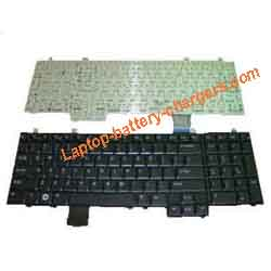 replacement dell tr334 keyboard