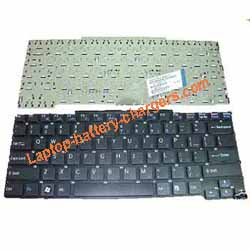replacement sony vaio vgn-sr165e keyboard
